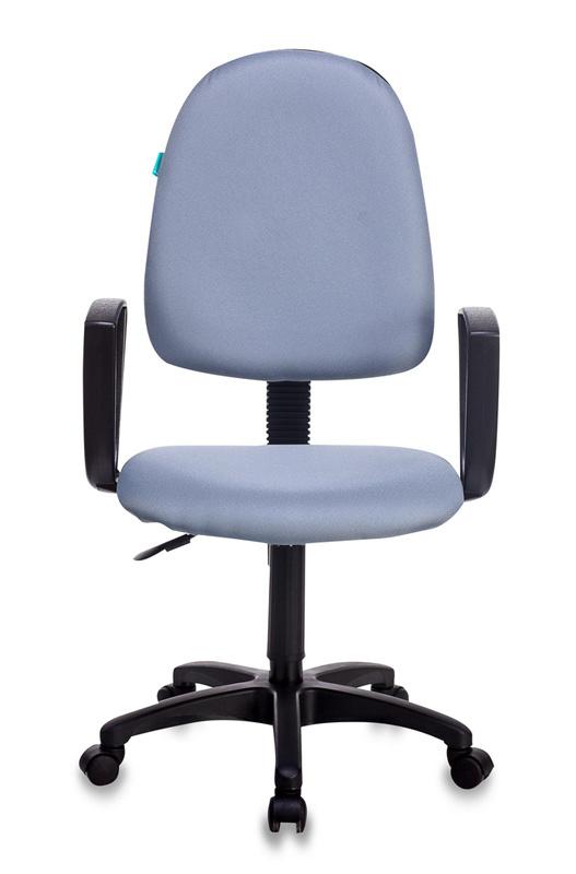 Кресло Бюрократ CH-1300N серый Престиж+ 15-48 крестовина пластик