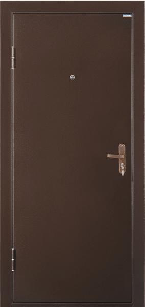 Металлическая дверь входная СПЕЦ