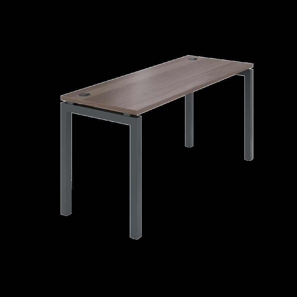 Стол на металлокаркасе АМ-004 (1600х730х760) гарбо