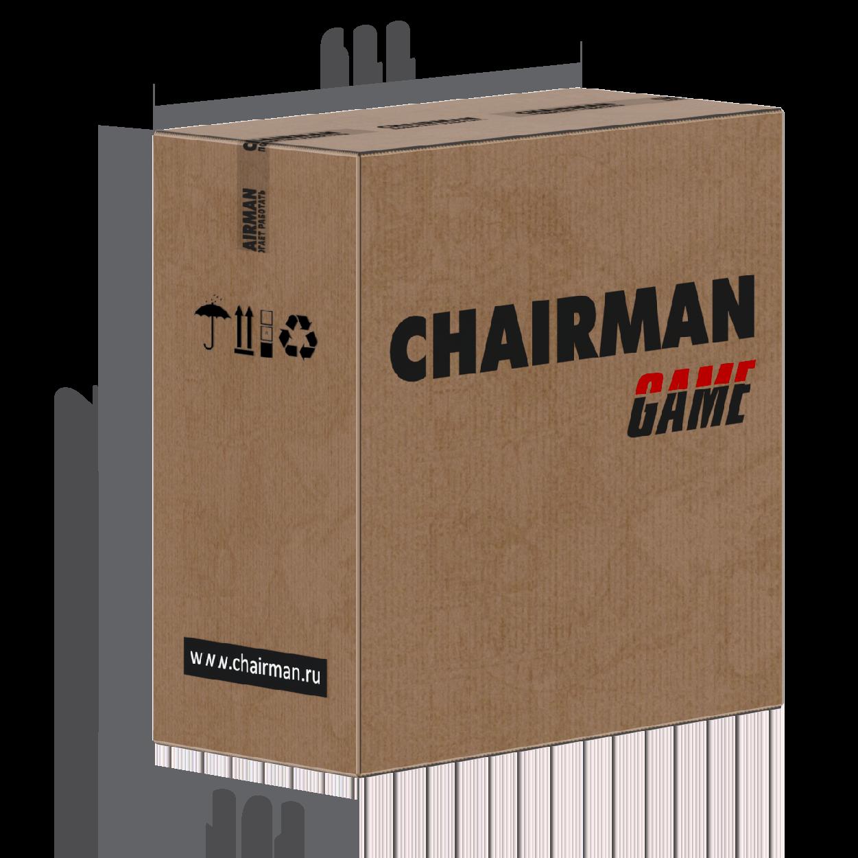 Игровое кресло CHAIRMAN GAME 12 (Красный)