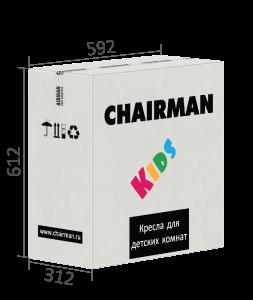 Кресло детское CHAIRMAN KIDS 106 (Единорог)