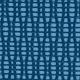 Синий - ткань