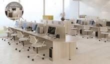 Мебель для персонала КОНТИНЕНТ PRO