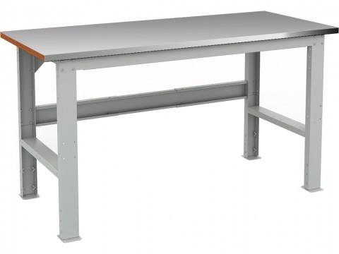 Верстак тяжёлый (maх 1000 кг.) Expert (№606) WTH160.F2/F2.000