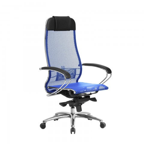 Кресло Samurai S-1.04 (Синий)