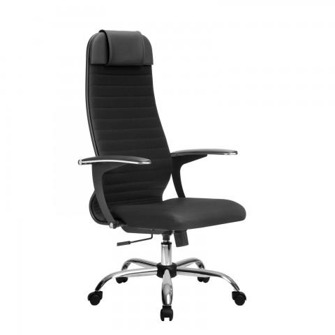 Кресло руководителя МЕТТА Комплект 22 черный