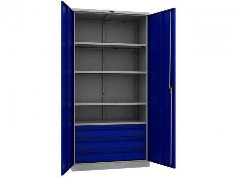 Шкаф для инструмента ПРАКТИК  TC-1995-004030