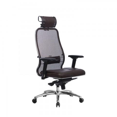 Кресло SAMURAI SL-3.04  Тёмно Коричневый