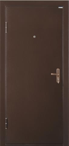 Металлическая дверь ПРОФИ металл-металл