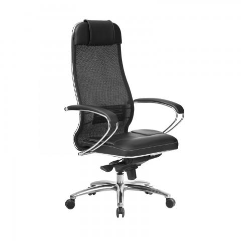Кресло SAMURAI SL-1.04 (Черный Плюс)