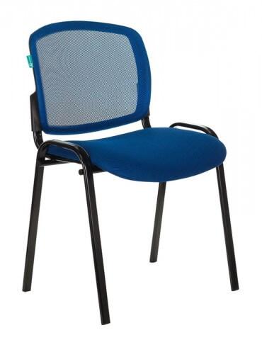 Стул Бюрократ ВИКИ/BL/TW-10 спинка сетка TW-05 сиденье синий TW-10