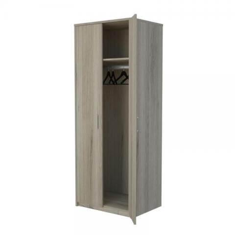 Шкаф для одежды К-988 (720х420х2000). Гарбо.