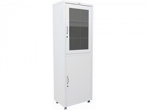 Медицинский шкаф металлический  HILFE МД 1 1760 R