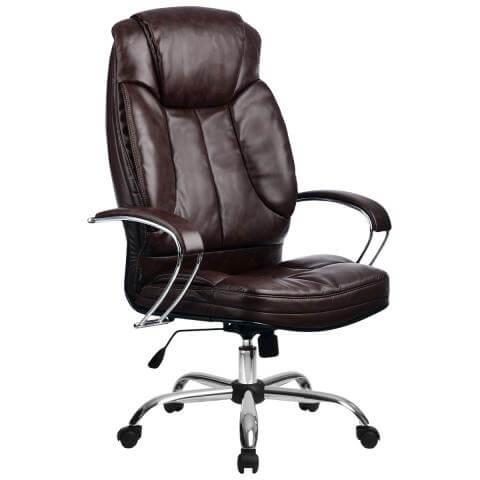 Кресло Metta LK-12 (NewLeather) 723 -Коричневый