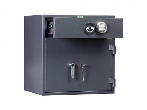 Депозитный сейф для налички VALBERG DSC 67 EK