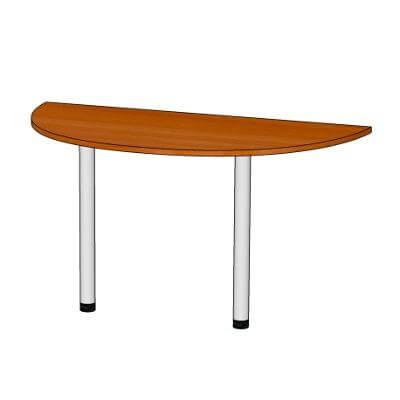 СФ-254 Приставной стол 1400х700х760