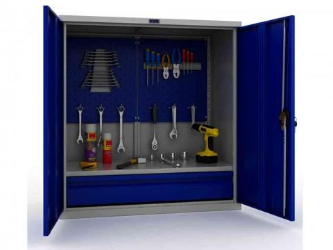 Шкаф для инструмента ПРАКТИК  ТС 1095-021010