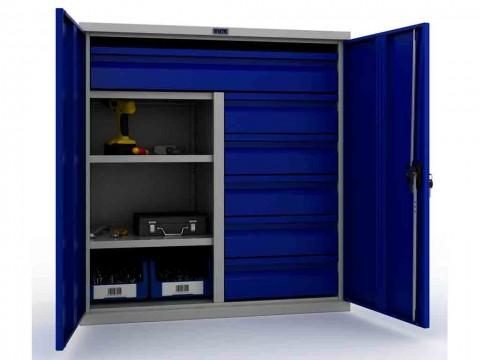 Шкаф для инструмента ПРАКТИК ТС 1095-100215