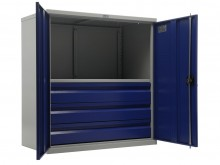 Шкаф для инструмента ПРАКТИК ТС 1095-001030