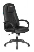 Игровое кресло Бюрократ VIKING-8N/BLACK черный искусственная кожа