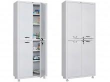 Шкаф медицинский для медикаментов  HILFE МД 2 1670/SS