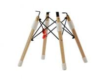 Каркас для барного стула Barneo N-12 WoodMold Eames style