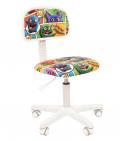 Кресло детское CHAIRMAN KIDS 101 (Монстры)