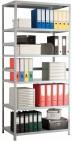 Металлический стеллаж Standart  MS 2550х1200х300 - 6 полок