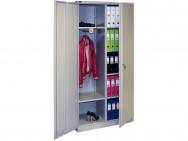 Шкаф для папок Корона и одежды металлический NOBILIS NM-1991/2U