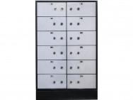 Депозитный шкаф-сейф VALBERG DB-12S.DGL*