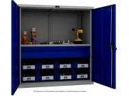 Шкаф для инструмента ПРАКТИК  ТС 1095-001010
