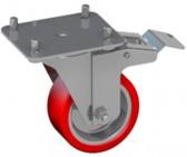 Комплект усиленных колес WS для тумбы инструментальной