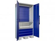 Шкаф для инструментов тяжёлый AMH TC-062030