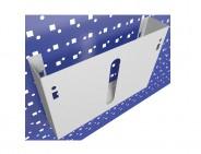 Лоток- держатель бумаги А 4 для слесарного верстака