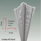 Стойка стеллажа HARD MS-300 (3000*40*40 мм)