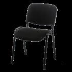 Стул ИЗО черный сиденье черный