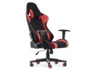 Кресло Barneo K-50 для геймеров, красные вставки