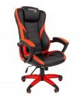 Игровое кресло CHAIRMAN GAME 22 (Красный)