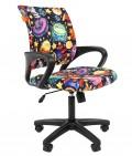 Кресло детское CHAIRMAN KIDS 103 black (НЛО)