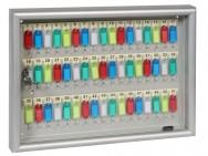 Шкаф для ключей c прозрачной дверцей JS 51 G