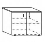 Тумба двухдверная ТФ 008. ЛДСП (800*400*h810)mm