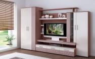Набор мебели для гостиной Мокко 8 (ширина 314 см)
