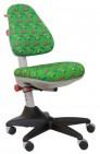 Кресло детское Бюрократ KD-2/R/Race-Gr R, Race-Gr зеленый формула-1 Race-Gr