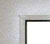Огнестойкая противопожарная металлическая дверь со стеклом ДПС1
