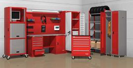 Верстаки и производственная мебель